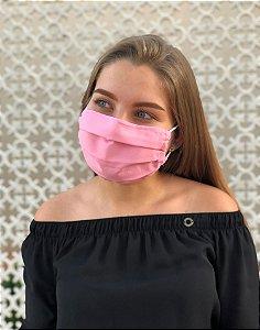 Máscara Rosa Claro