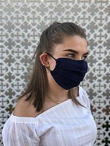 Máscara Azul Marinho