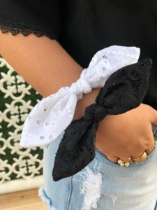 Combo Perfeito - Dupla Scrunchie Laise