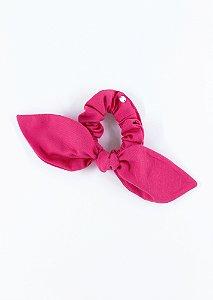 Scrunchie Clarice - Rosa Pink