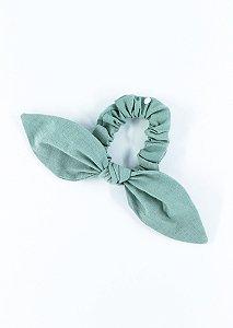 Scrunchie Clarice - Verde Claro