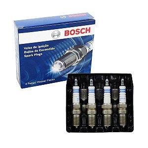 Jogo De Velas Bosch Sp35 Gm Ipanema 1.8 8v Gasolina 1991