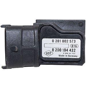 Sensor Map Master 2.5 16v Dci 0281002573