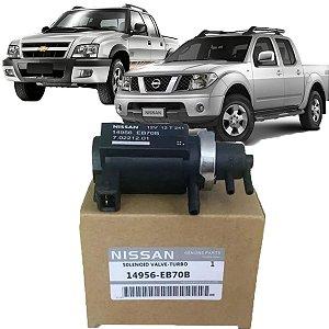 Valvula Solenoide Moduladora Turbina Nissan Frontier 2.5