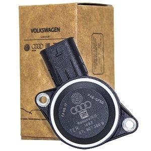 Sensor Coletor Tbi Jetta Tiguan Passat Original 07l907386a