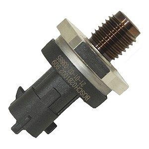 Sensor De Pressão Da Flauta Rail Fiat Ducato 2.8 0281002909