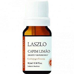 """Óleo Essencial de Capim Limão """"Lemongrass"""" 10 ml - Laszlo"""