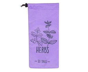Saco de Conservar Alimentos - So Bags HERBS