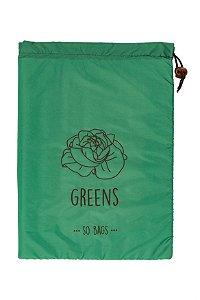 Saco de Conservar Alimentos - So Bags GREENS FOLHAS