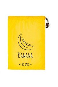 Saco de Conservar Alimentos - So Bags BANANA