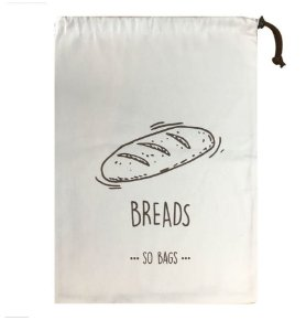 Saco de Conservar Alimentos - So Bags BREADS