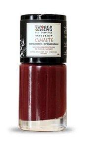 Esmalte Hipoalergênico Vegano Fortalecedor 10 ml - Cor Red Pear