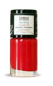 Esmalte Hipoalergênico Vegano Fortalecedor 10 ml - Cor Poppy Red