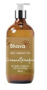 Creme Hidratante para Aromaterapia Natural 100ml