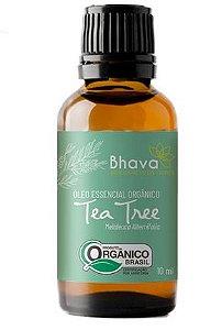 Óleo Essencial de Tea Tree Orgânico 10 ml