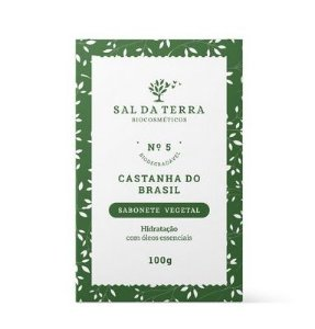 Sabonete Castanha do Brasil 100 g