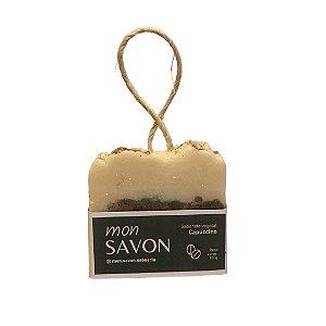 Sabonete Vegetal de Capuccino 100 g