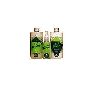 Kit Shampoo + Condicionador + Colônia