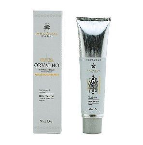 Hidratante Facial Acetinado Orvalho - Natural e Vegano - Ahoaloe