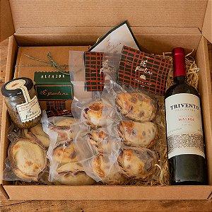 Paizão BOX - Wine