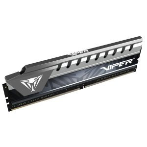Memoria DDR4 Patriot VIPER Elite Grey 4GB 2666mhz XMP2.0 PVE44G266C6GY