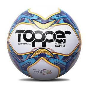 Bola Campo Samba Velocity Pro 2019 - Topper