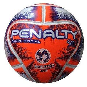Bola Futebol De Campo Penalty S11 R1 Fpf Ix