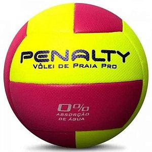 Bola Penalty Volei Praia Areia Beach Pró 10 Termotec Pu