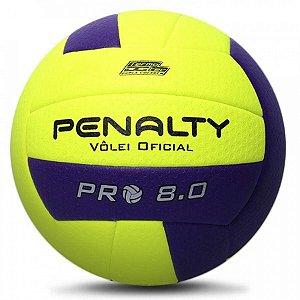 Bola Vôlei Penalty 8.0 Pró Ix