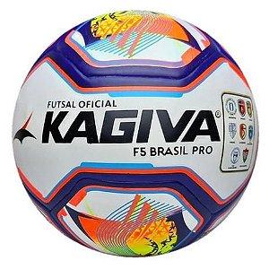 Bola Kagiva F5 Brasil PRO Futsal Profissional