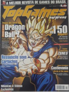 Revista CD Iso Top Games Surpresa Evolution Extreme Raro