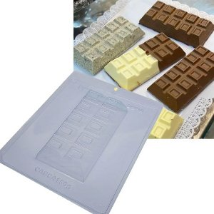Forma de Acetato Especial Tablete de chocolate