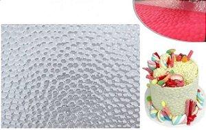 Placa de Textura Acetato Gouge