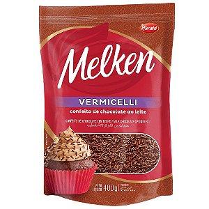 Granulado Vermicelli Ao Leite Harald Melken 400 g
