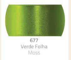 FITA CETIM - CF001 COR 677 VERDE FOLHA 07MMX10M