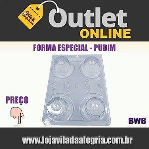FORMA ESPECIAL PUDIM