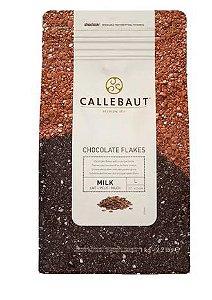 Flakes 9M Ao Leite Split Callebaut Granulado Belga 1 Kg
