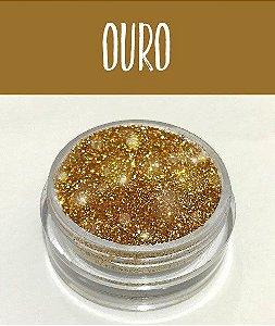 Glitter Art Decor Ouro 5 g