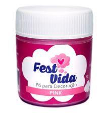 PO DECORATIVO PINK FESTVIDA 5G
