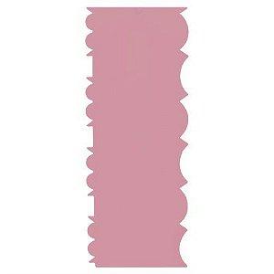 Espátula Decorativa cod 11 Rosa