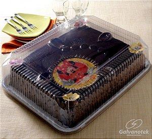 Embalagem G78M Torta retangular 5 Kgs