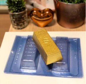 Forma Especial Barra de Ouro