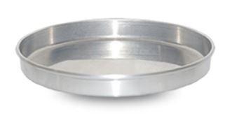 Forma Redonda 22 x 3 cm Alumínio AC