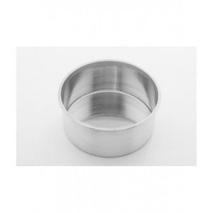 Forma Redonda 9 x 5 cm Alumínio Caparroz