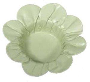 Forminha Miosotis Pistache c/ 50un Decora Doces