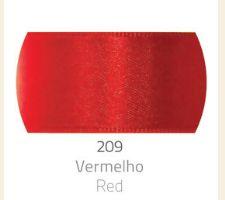 FITA CETIM - CF001 VERMELHO COR 209 07MMX10M