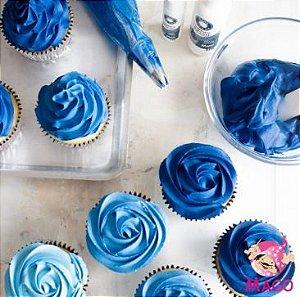 Corante Soft Gel Azul Jeans 15 g Mago