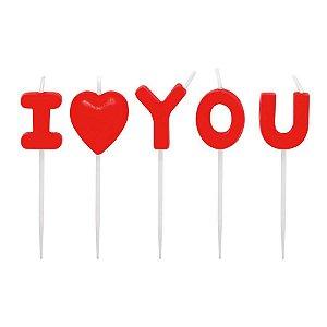 Vela I Love You