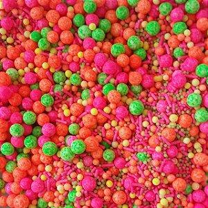 Confeito de Açucar Sprinkles Neon 60g