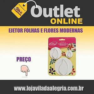 EJETOR FLORES E FOLHAS MODERNA CELEBRATE